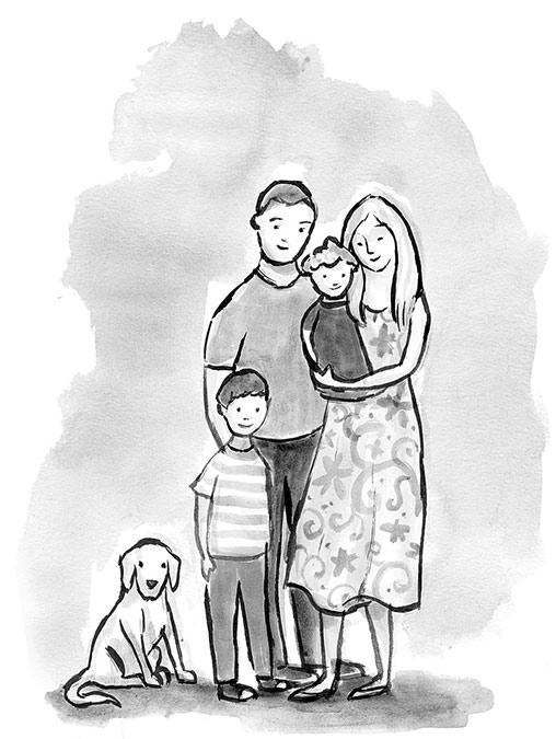 Famiglia - Atti notarili